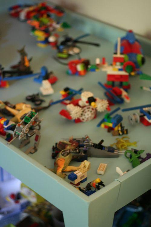 Practical Project: Lego Table - Jen Bowles Design