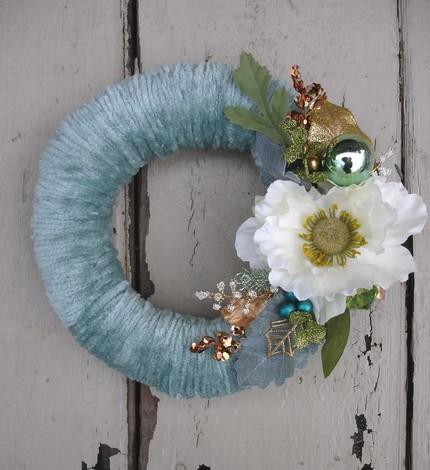 WreathBlueShimmer