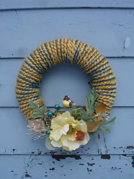 WreathPrettyBird