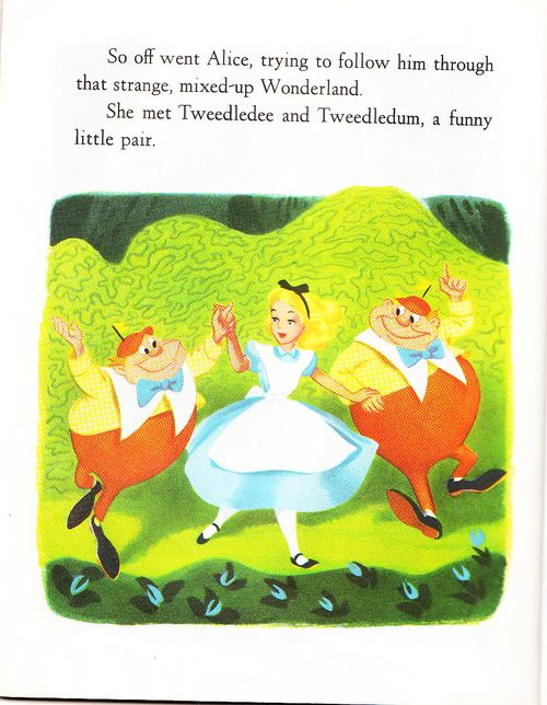 Alice in Wonderland - Jen Bowles Design