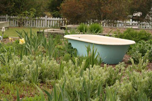 Garden Design Garden Design with Garden tub decor on Pinterest