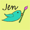 JenBirdSign