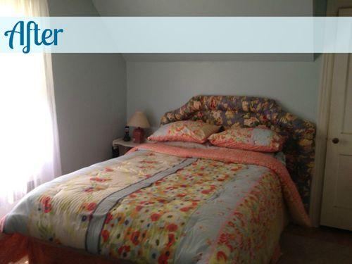 After guest bedroom