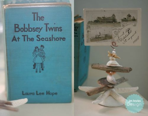 Bobbsey Twins collage