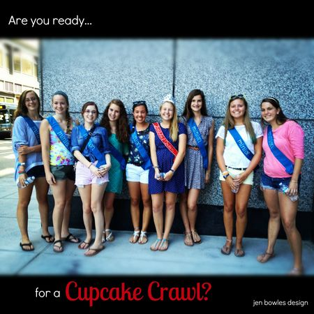 Cucpake Crawl pregroupInsta