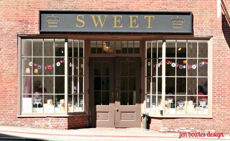 Cupcake Crawl Sweet