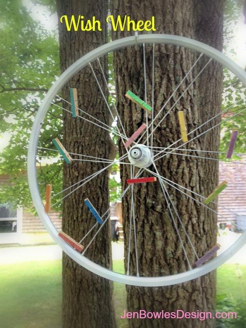 Wish wheel sweet 16 birthday