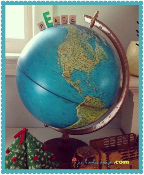 PeaceonEarth framed
