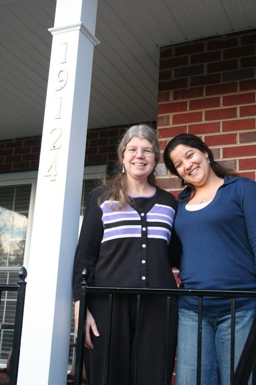 Kathy & Laura Dean